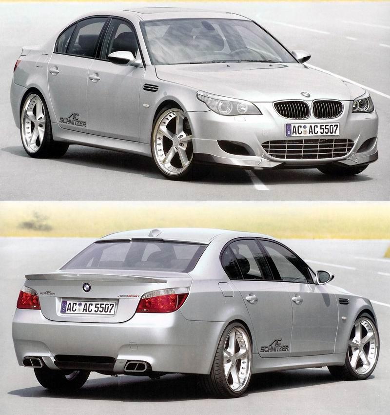 BMW Aerodynamic